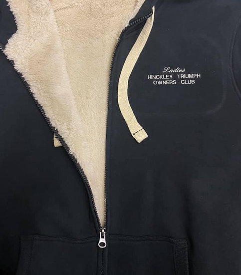 Ladies HTOC heavy weight hoodie