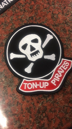 Ton Up Pirates Patch