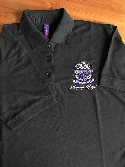HTOC Embroidered Ladies Polo Shirt