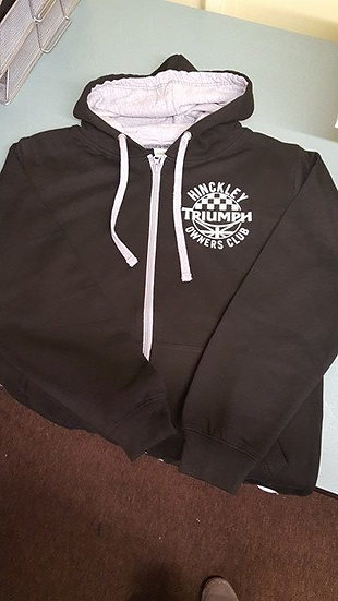 HTOC Original Zippered Front Hoodie