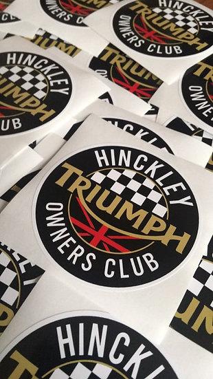 Club Stickers (1 pair)
