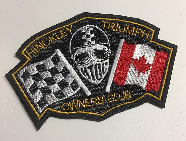 HTOC Canada Flag Patch