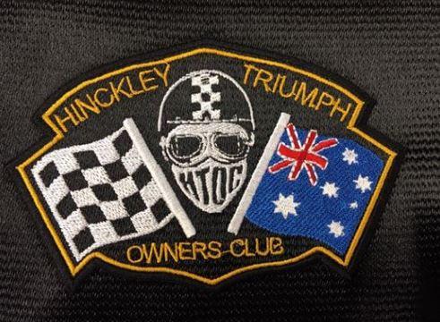 HTOC Australian Flag Patch