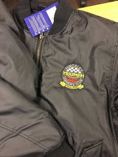 HTOC Flight Jacket with Country Patch