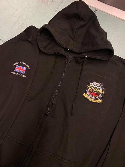 HTOC Men's zip hoodie