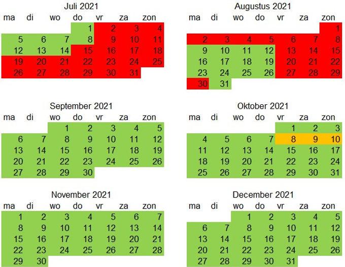 Vakantiewoning 2021 deel 2 Juli - december.JPG