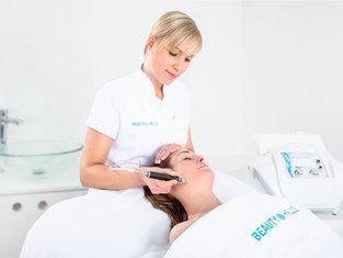 AquaFACIAL Behandlung