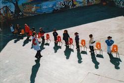 Actividades físicas en preescolar
