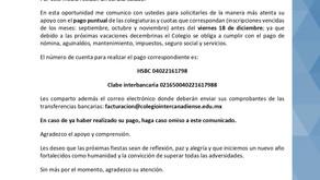 Comunicado Administrativo 08