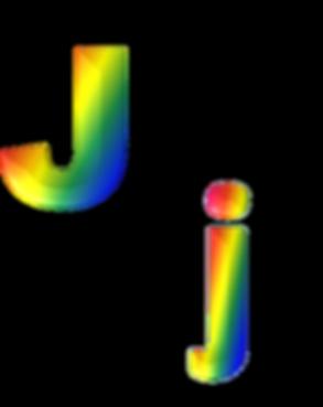 Letter J Rainbow.png