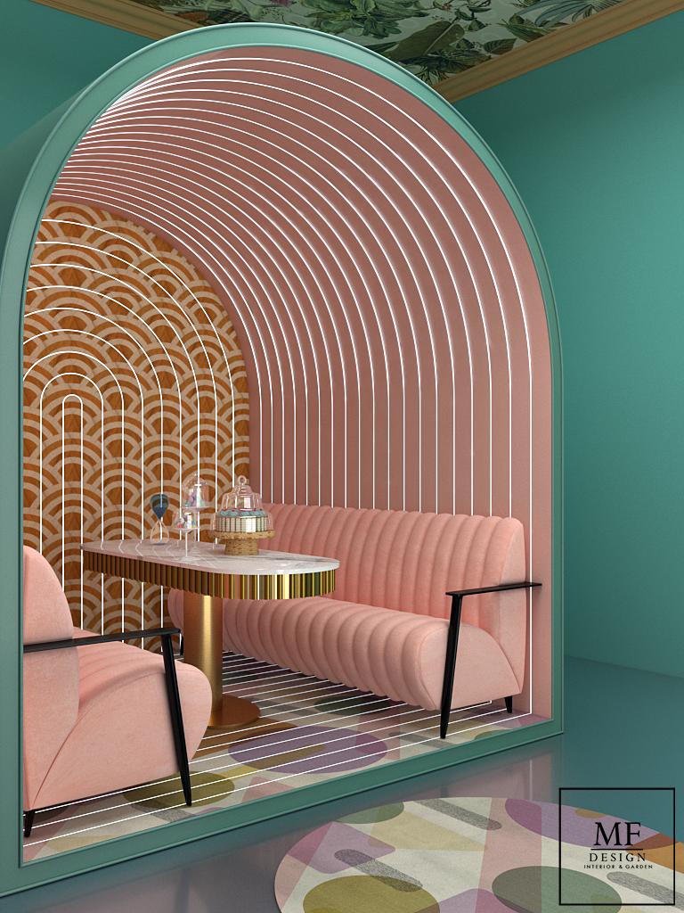 Progetto bar/ristorante