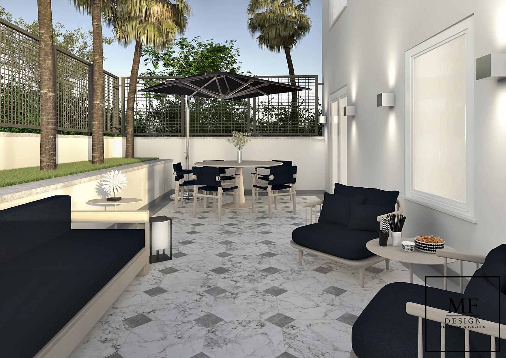 """Appartamento """"terrazzo"""" - progetto"""