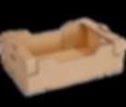 caixa para fruta