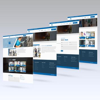 Apex Website