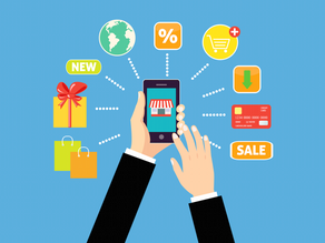 E-Commerce & Why You Should Be Selling Online