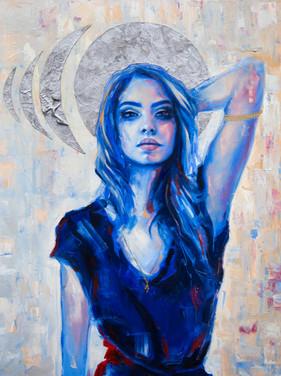Chantal Moon Goddess