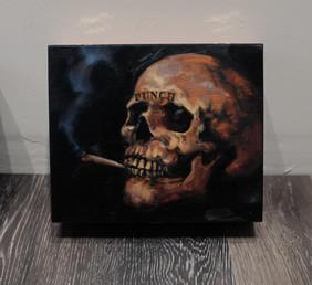 Skull Cigarbox