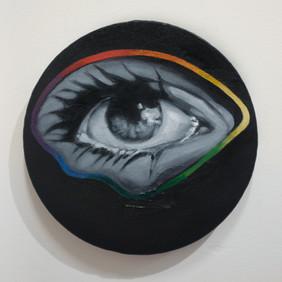 Raibow Eye Candace