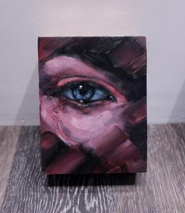 Red Eye Cigar Box