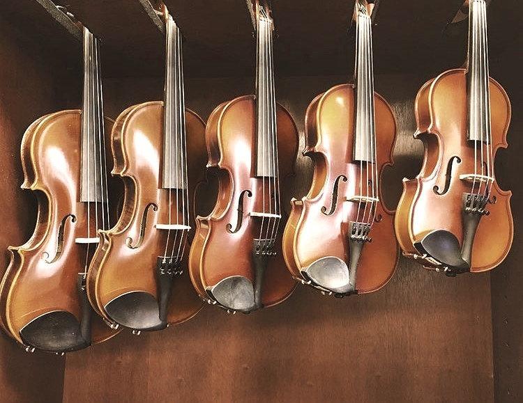 Violin/Viola Rental