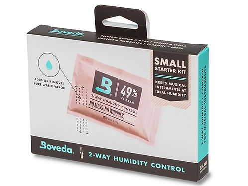 Boveda Humidification System for Wood Instruments