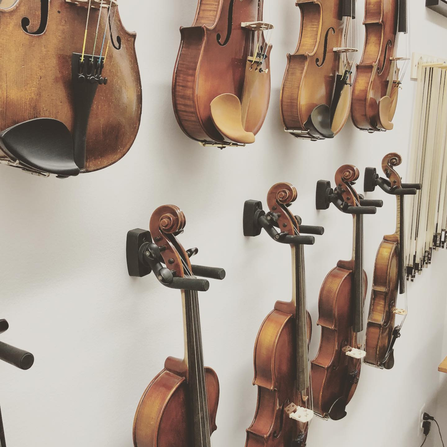 Instrument/Bow Shopping
