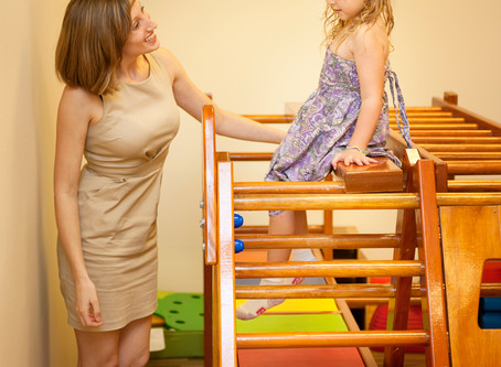 Occupational Therapy and How it Helps Children