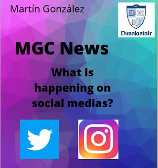 What is happening on social medias?