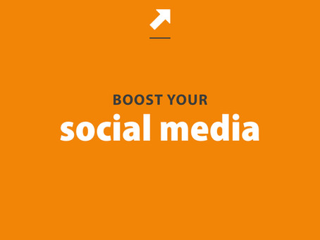 Struggling with social media? Try this...