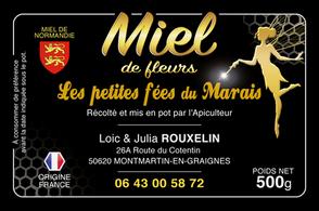 Loic et Julia ROUXELIN • Les petites Fées du Marais (Normandie)