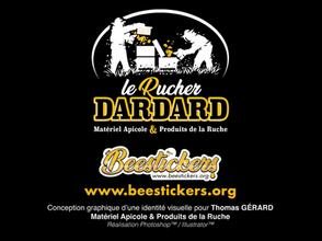 Logo Rucher DARDARD • Vidéo HD