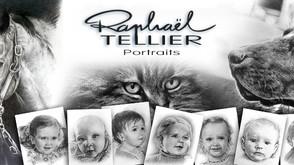 MES PORTRAITS ANIMALIERS • Raphaël TELLIER