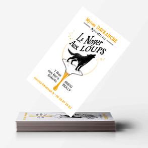 Myriam DAVRANCHE • Rully (Oise) Cartes de visite