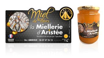 Miellerie d'Aristée - M.ANDRIEUX •  (Val-d'Oise)