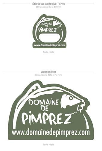 DOMAINE DE PIMPREZ • Pimprez (Oise)