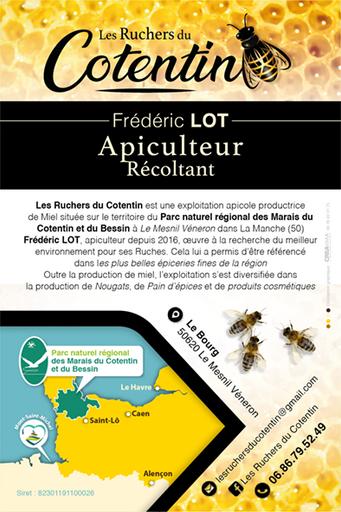 Frédéric LOT • LE MESNIL-VÉNERON (Cotentin)
