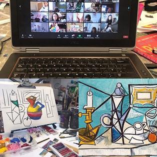 Children's Art Webinars
