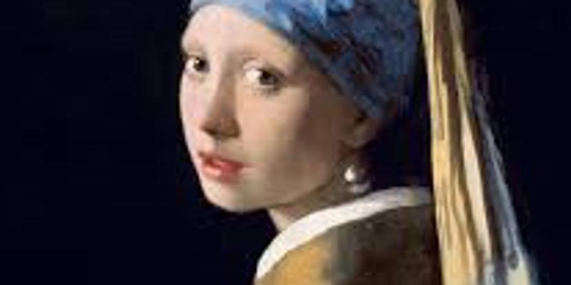Children's Art Webinars 'Vermeer Girl with Pearl Earring'