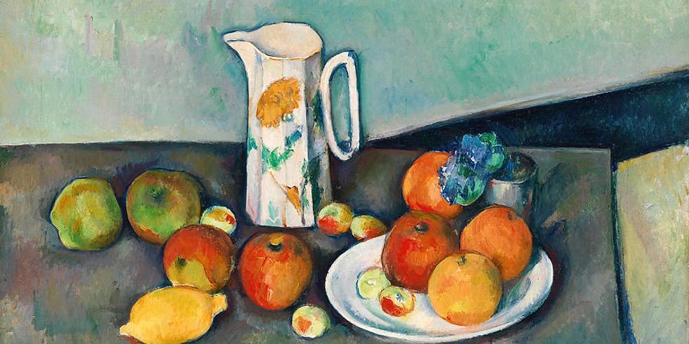 Monday After School Art Club 'Paul Cezanne Still Life'