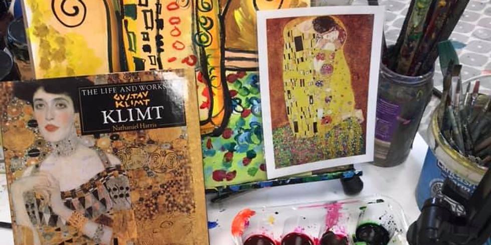ZOOM RECORDING 'Gustav Klimt The Kiss'