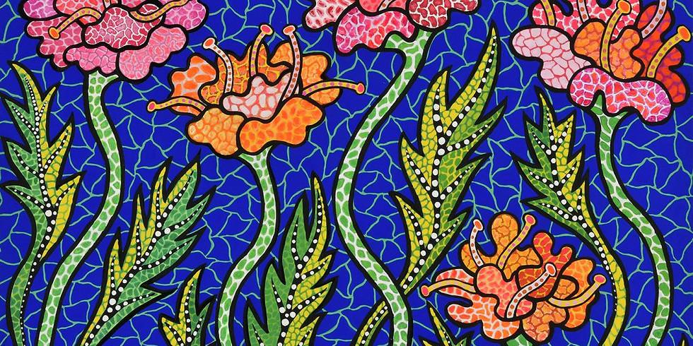 Children's Art Webinar 'Yayoi Kusama Cosmic Nature'