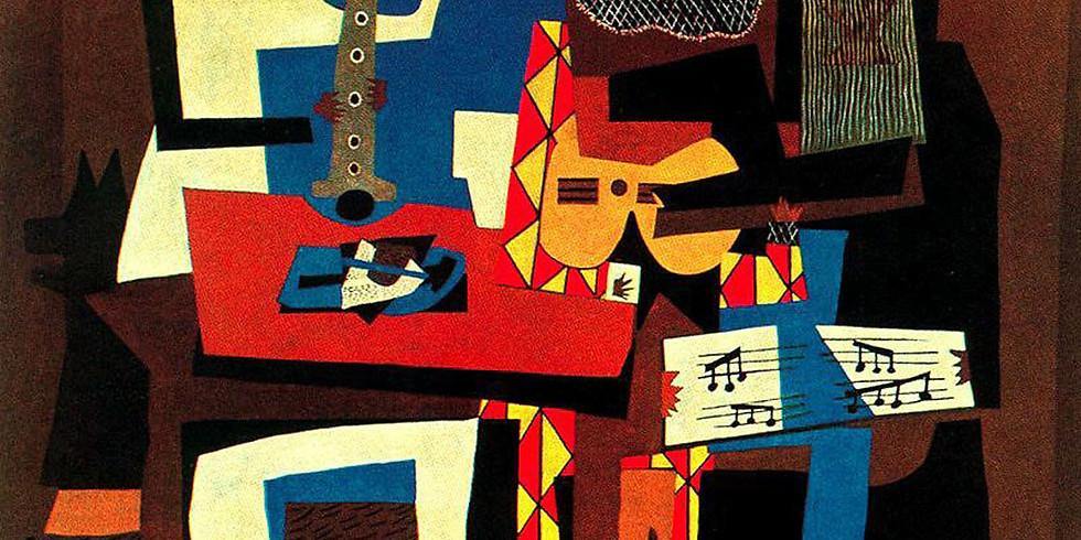 Children's Art Webinar 'Picasso Musicians'