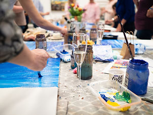 Paint and Sip Evenings
