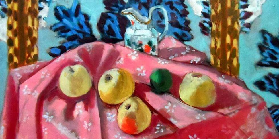 Children's Art Webinar- ' Henri Matisse Still Life' (1)