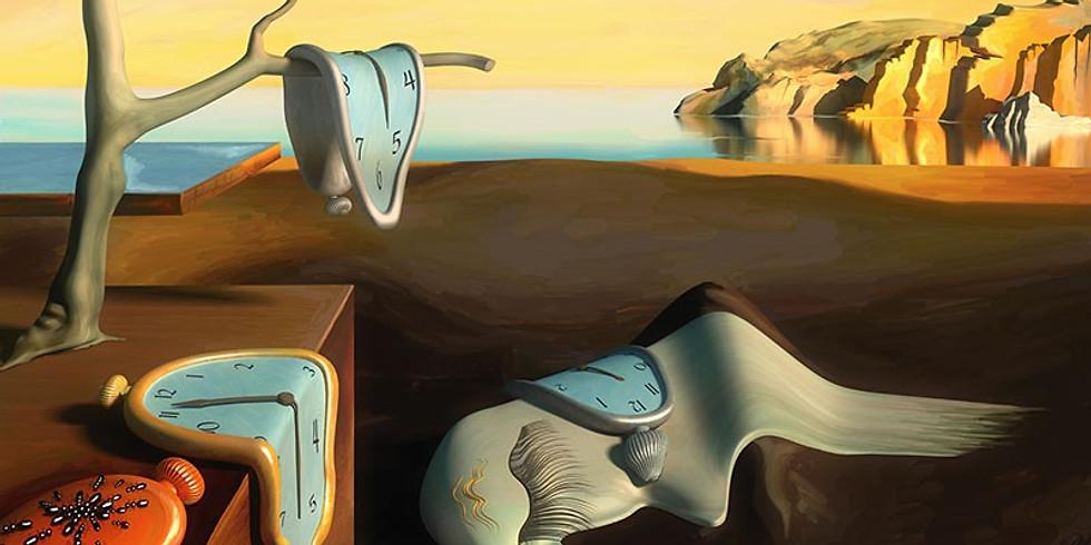 Children's Art Webinars 'Salvador Dali - Surrealism'