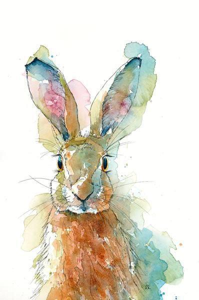 Children's Art Webinar 'Harry Hare'