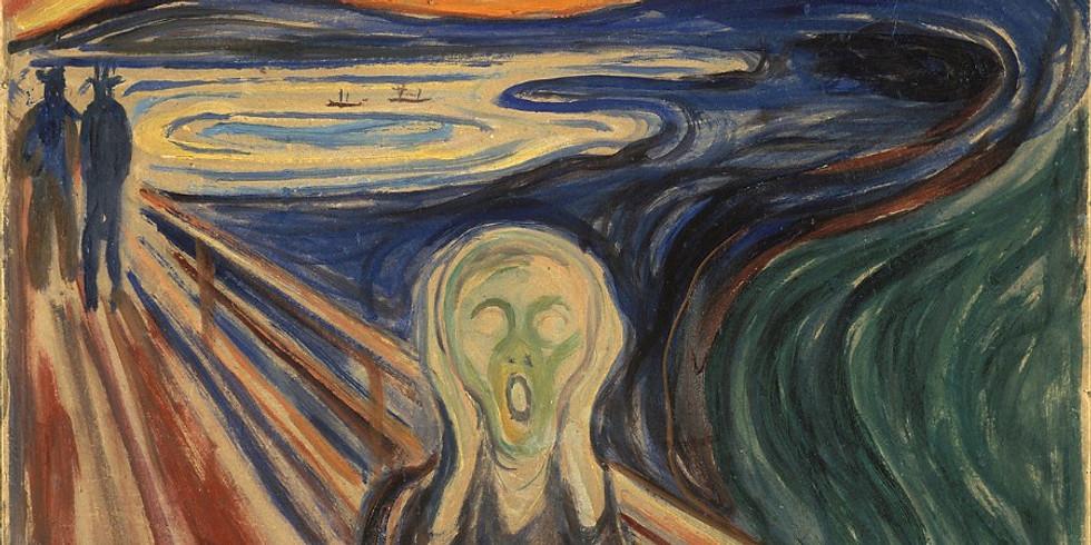 Children's Art Webinar 'Edvard Munch The Scream'