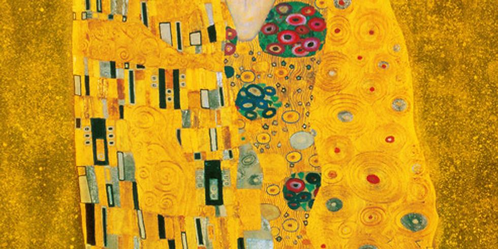 Children's Art Webinar 'Klimt The Kiss'