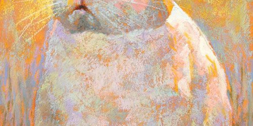 ZOOM RECORDING Children's Art Webinar 'Easter Bunny'