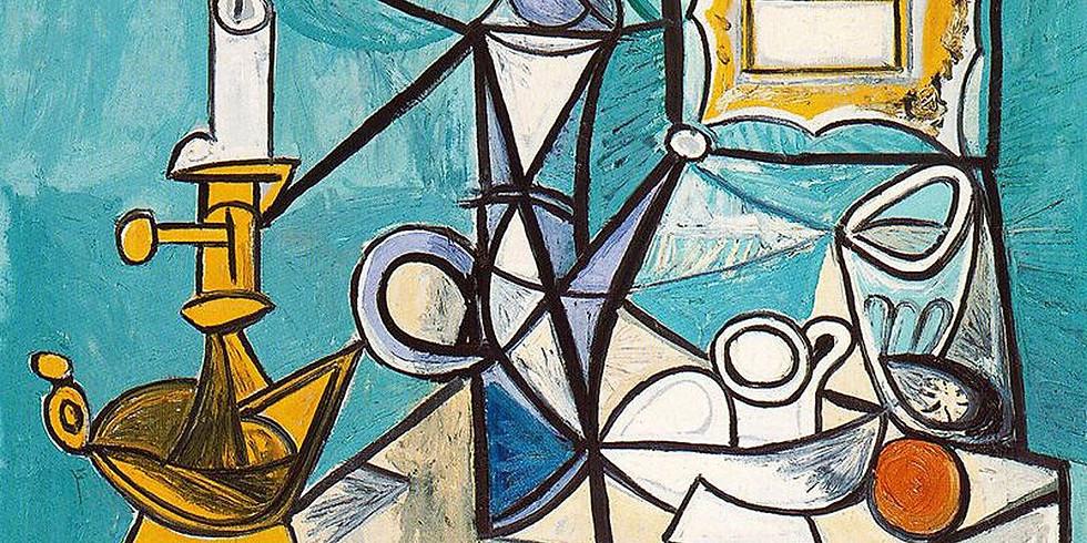 Children's Art Webinar 'Picasso Still Life'
